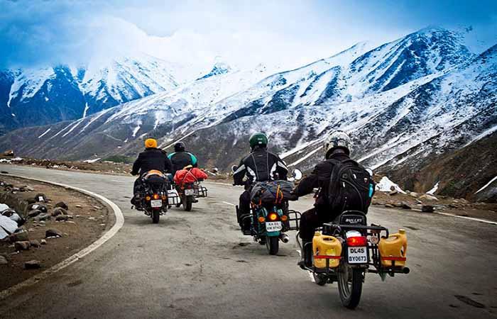 Srinagar Ladakh Manali tour